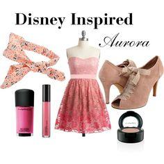 """Disney Inspired - Aurora"" by disney-inspire on Polyvore"