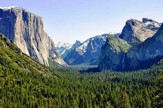 Parque Nacional de Yosemite - EUA