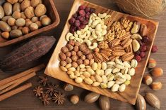 frutos-secos-combater-prisão-de-ventre