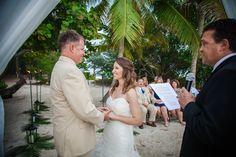 Navy Beachfront Ceremony in Key West | Florida Keys