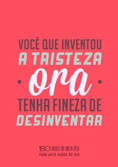 #autoajudadodia por Lanna Collares! A Lanna é dona do super legal 180 Cartazes pra Sair da Fossa (http://180cartazesprasairdafossa.tumblr.com/). Para o nosso projeto, ela mandou essa imagem linda com uma frase do Chico Buarque!