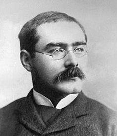 Rudyard Kipling, 1907.