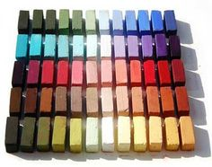 Terry Ludwig Pastels and Art Supplies Online - Handmade Soft Pastel Supplies Catalog
