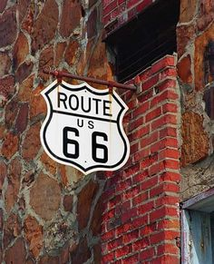 route 66. Beginning to end.