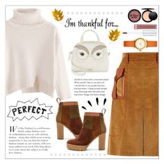 """I'm thankful for ..."" by permata-ap on Polyvore featuring See by Chloé, Prada, Kate Spade, Tory Burch, MAC Cosmetics and Old Navy"