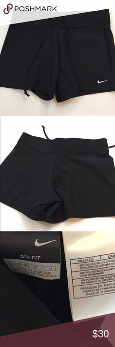 Nike running shorts These shorts are great for just about any activity. They are true to size. Comfy! Nike Shorts