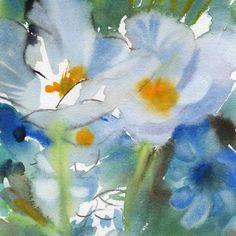 "Sumiyo Toribe--Fresh Pick No.10 &12, Special edition, two 5""x5"" fine art giclee prints"