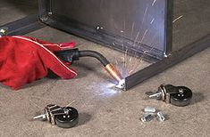 How to Build a Metal Welding Table                                                                                                                                                                                 More