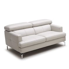 Hip Furniture - 1518 SOFA - The adjustable headrests on this sofa make it modern and functional.Available in two sizes: 72.5'' sofa and 58.25'' loveseat ($)