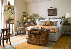 Beautifully Decorated Bedrooms From Showhouses All Over America - Traditional Home®