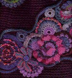 scrumble crochet   Found on easycrochetphoto.canalblog.com