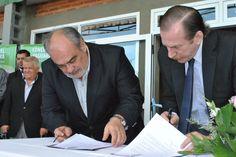 Colombi inauguró la Terminal de Concepción y firmó convenios que fortalecen su perfil turístico #ArribaCorrientes