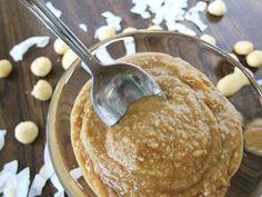 Toasted Macadamia Coconut Butter @FragrantVanillaCake