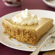 Chiffon Pumpkin Pie from Parents.com