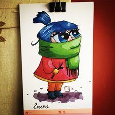 TodoConU  ILUSTRACIONES Grinch, Happy Day, Illustrations