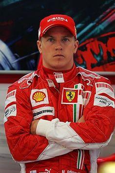 Kimi Raikkonen (FIN) Ferrari.  Formula One World Championship, Rd 1, Australian Grand Prix, Practice Day, Albert Park, Melbourne, Australia, Friday, 16 March 2007
