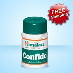 Confido 60 Tab from Himalaya - 3 Bottles by Confido from Himalaya. $11.69. Natural Herbal Remedy for Male Infertility Problems. Male Sexual Health Herbal Remedy. Effective herbal remedy for Premature Ejaculation. What Is Confido From Himalaya? Confido from Himalaya is an effective herbal remedy to treat sexual disorders in men that include, Spermatorrhea - a condition of excessive, accidental ejaculation, premature ejaculation and Nocturnal emission involves ejaculation du...