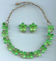 Vintage LISNER Lime Green
