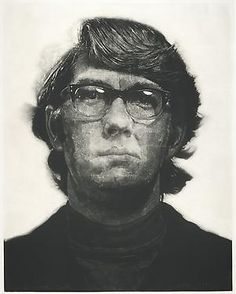 chuck close hand drawings - Google Search