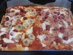 Troca Receitas By Diana Nogueira: Pizza Liquida na Bimby