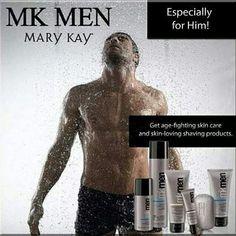 Linha masculina Mary Kay para você que gosta de ser diferenciado. Consulte…