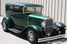 1930 Ford Model A. by rosella