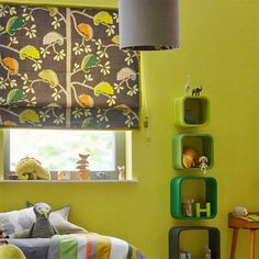 #GuessWho? #Scion #Fabrics packs in motifs from the best of a day out with the #kids.   abundance of #whimsical #animals, #bold #stripes, #playful #patterns and #funk #florals. #kidsroom #homedecoration #interior #curtains #cushions #wallpapers