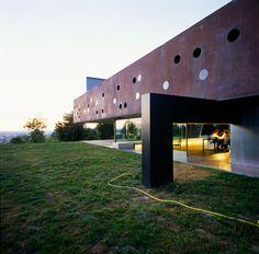 Bordeaux House. Rem Koolhaas, OMA.