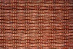 Fotobehang: Rode Bakstenen Muur Industrial Wallpaper