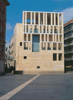 1000 images about c rafael moneo on pinterest murcia - Arquitectos murcia ...