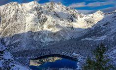 Popradské pleso Mount Everest, Mountains, Country, Nature, Travel, Naturaleza, Viajes, Rural Area, Destinations