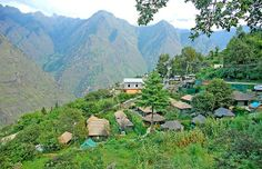 Chardham camp is an ideal place to do camping if you are trekking to Kedarnath.  #16. Chardham Camp, Joshimath Best time to visit: July to September Accommodation: Tents