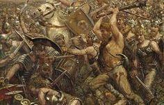 Quintilio Varo derrota de Teutoburgo 91 dc