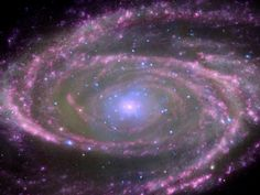 and the NASA headline of the day: Black holes have simple feeding habits . At the center of spiral galaxy is a supermassive black hole a. Cosmos, Einstein, Nasa Images, Theory Of Relativity, Spiral Galaxy, String Theory, Hubble Space, Image Of The Day, Quantum Physics