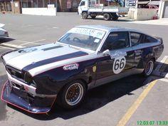 B210 120Y Datsun racing