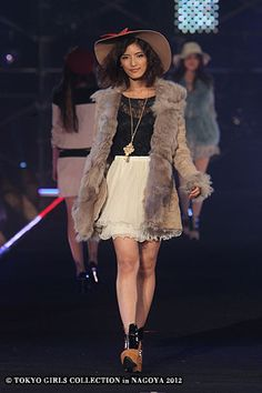 ROYAL PARTY | Tokyo Girls Collection 2012  ( Japanese Fashion )