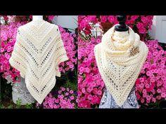 Knitting Patterns Poncho How To Crochet – Ladies Shawl Crochet Prayer Shawls, Crochet Shawls And Wraps, Crochet Scarves, Crochet Hats, Easy Crochet, Free Crochet, Prayer Shawl Patterns, Knitting Patterns, Crochet Patterns