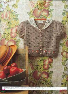 Knit Cardigan, Baby Knitting, Knit Crochet, Baby Kids, Yandex Disk, Album, Blog, Fashion, Crochet Batwing Tops