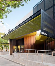 Bendigo Library by Hofstede Design