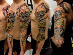 Bumblebee   Tattoo   transformers   Realistic