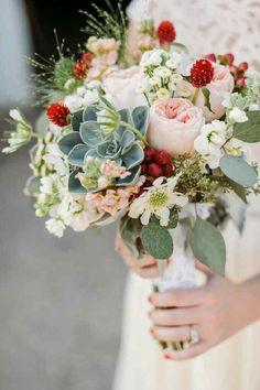Buona sera fanciulle! cosa ne pensate di questo bouquet? 2