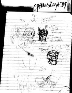 Drawing Doodles by OptimusKnight39.deviantart.com on @DeviantArt