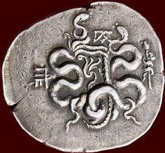 Catawiki online auction house: Greek Antiquity, Mysia - Silver Cistophorus of Pergamon, 133-67 BC