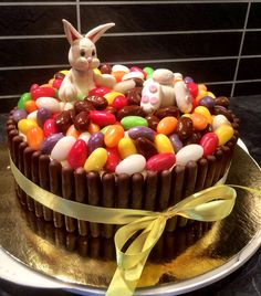 Årets påsktårta / Eastercake