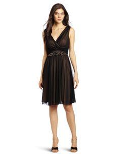 Dress Boutique — Jessica Howard Women's Sleeveless Surplus Bodice Dress