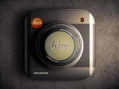 Leica Raw Edition iOS icon
