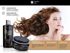 La Primavera/Estate 2015 ci mette in testa tante belle idee.  Ma rigorosamente #bronde, rosso ramato, nere, castano caldo e biondo miele. Ricce o Lisce? Non importa, basta che i nostri #capelli siano belli, lucenti, curati. In una parola: perfetti.  Da oggi puoi! Con shampoo e maschera per capelli colorati della linea Triumph of Orchids puoi permetterti il lusso tutti i giorni! #capellicolorati #haircare #hair #FMGroup #FMGroupItalia