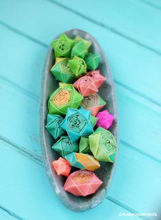IFDA #3: Strohhalm-Sterne | dramaqueenatwork Paper Jewelry, Paper Beads, Diy Jewelry, Hobbies And Crafts, Diy And Crafts, Paper Crafts, Drinking Straw Crafts, Straw Weaving, Star Diy