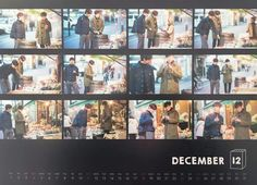 東方神起カレンダー