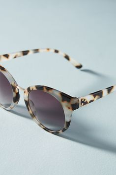 Slide View  3  Tortoise Cat-Eye Sunglasses Lunettes De Soleil Yeux De Chat 4763a82e0336